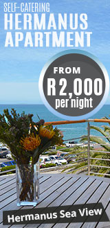 Hermanus Apartment - Self Catering Accommodation